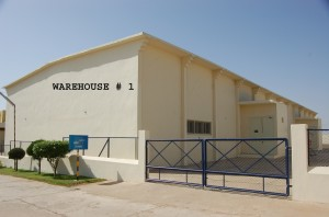 Warehousing for Psyllium and Senna, Jyotindra International