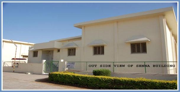 Senna exporting facility